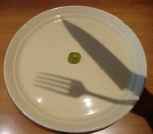 Экстремальные трехдневные диеты